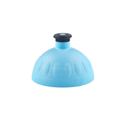 Zdravá lahev - Víčko modré/zátka černá
