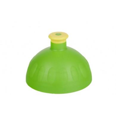 Zdravá lahev Víčko zelené/zátka žlutá