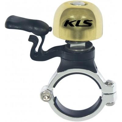 KELLYS Cyklistický Zvonek KLS BANG 50 zlatý