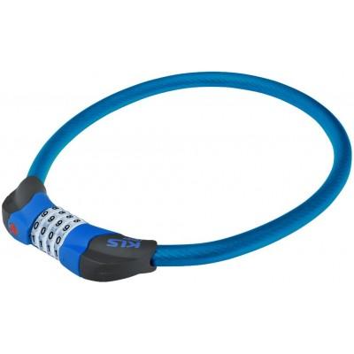 KELLYS Zámek KLS CRYPT Blue, 80cm