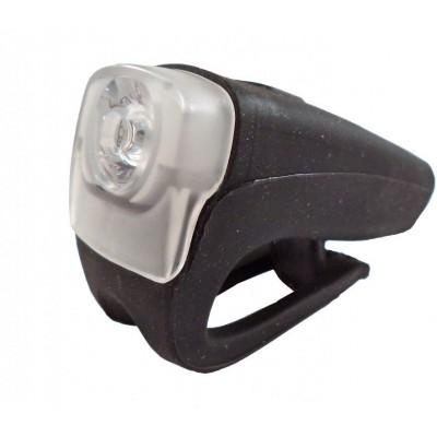 osvětlení přední 4RACE LF04 3+0,5W LED černé