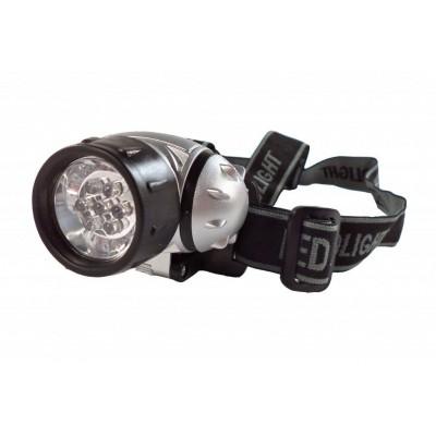 čelovka 4RACE LH02 7W LED