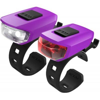 KELLYS Osvětlení set KLS VEGA, purple