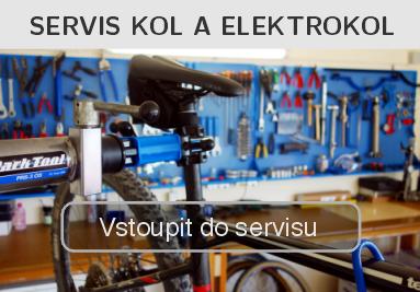 Servis jízdních kol a elektrokol